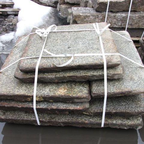 alte granitplatten granitpflaster historische baustoffe resandes. Black Bedroom Furniture Sets. Home Design Ideas