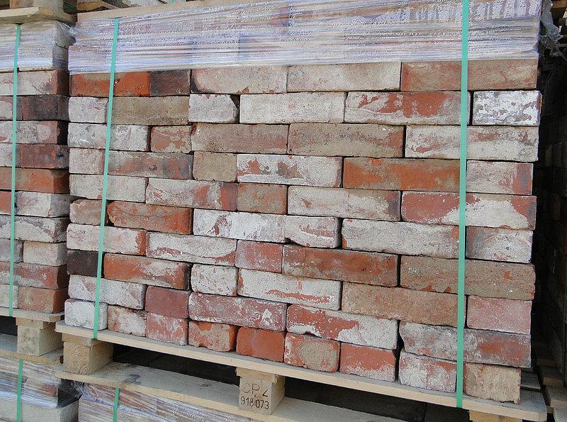 Etwas Neues genug Alte Ziegelsteine | Historische Baustoffe - ResAnDes #YF_71