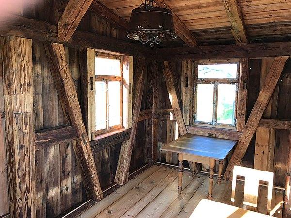 Altholzbalken - Alte Holzbalken