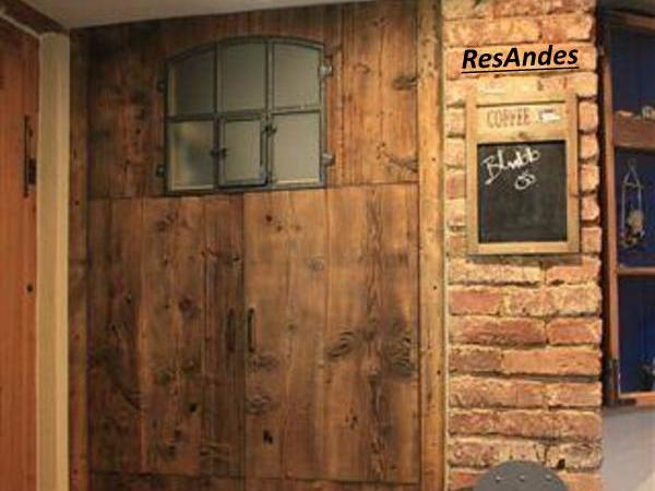 Altholzmöbel badezimmer  Altholz Bretter: Historische Baustoffe - ResAnDes