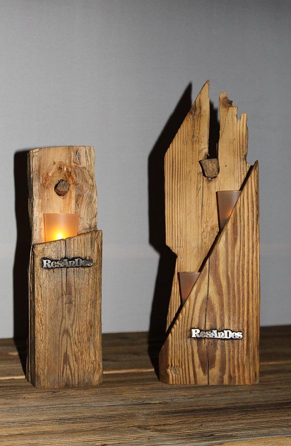 Geschenke aus Holz