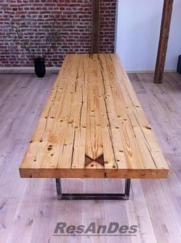 Alte Esstische Holz altholzmöbel resandes historische baustoffe